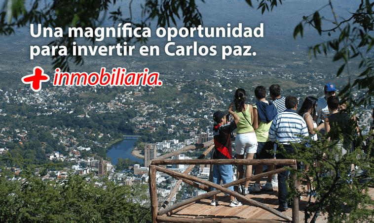 Invertir en Villa Carlos Paz